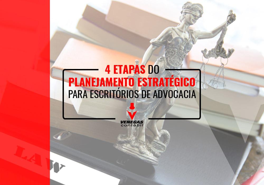 PLANEJAMENTO ESTRATÉGICO PARA ESCRITÓRIOS DE ADVOCACIA