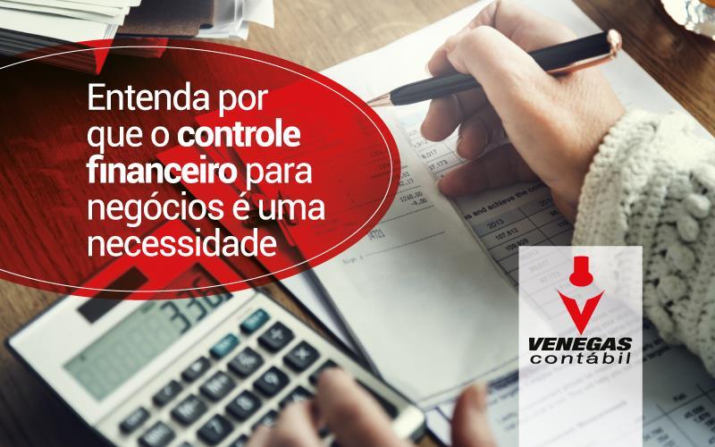 Controle Financeiro Para Negócios