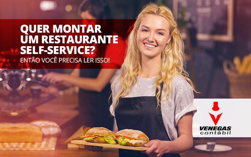 Quer Montar Um Restaurante Self-service