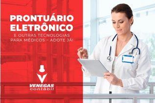 Prontuário Eletrônico E Outras Tecnologias Para Médicos – Adote Já!