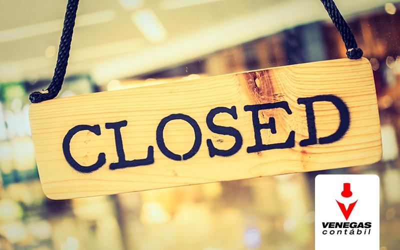 Encerramento De Empresa De Ecommerce - Venegas Contábil