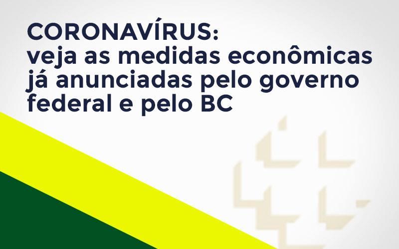 Coronavírus (2) - Contabilidade Em Campos Elíseos | Venegas Contábil